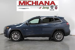 New 2020 Jeep Cherokee LATITUDE PLUS FWD Sport Utility in Mishawaka