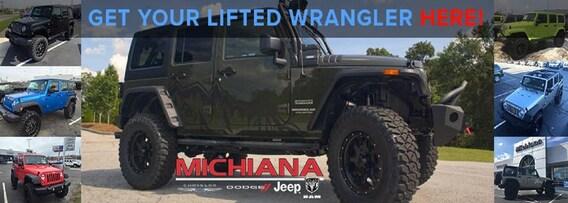 Michiana Chrysler Dodge Jeep Ram | New and Used Dealership