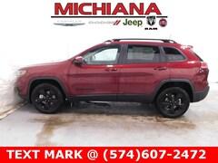 New 2019 Jeep Cherokee ALTITUDE 4X4 Sport Utility in Mishawaka