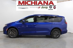 New 2020 Chrysler Pacifica AWD LAUNCH EDITION Passenger Van for sale in Mishawaka, IN