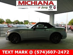 New 2018 FIAT 124 Spider ABARTH Convertible in Mishawaka