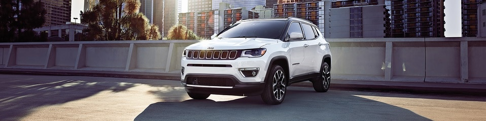 New Jeep Compass South Bend & Elkhart