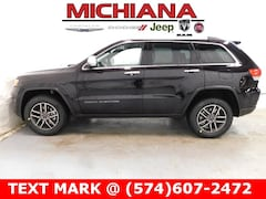 New 2019 Jeep Grand Cherokee LIMITED 4X4 Sport Utility in Mishawaka