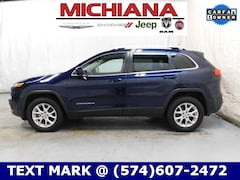 Used 2016 Jeep Cherokee Latitude 4x4 SUV in Mishawaka