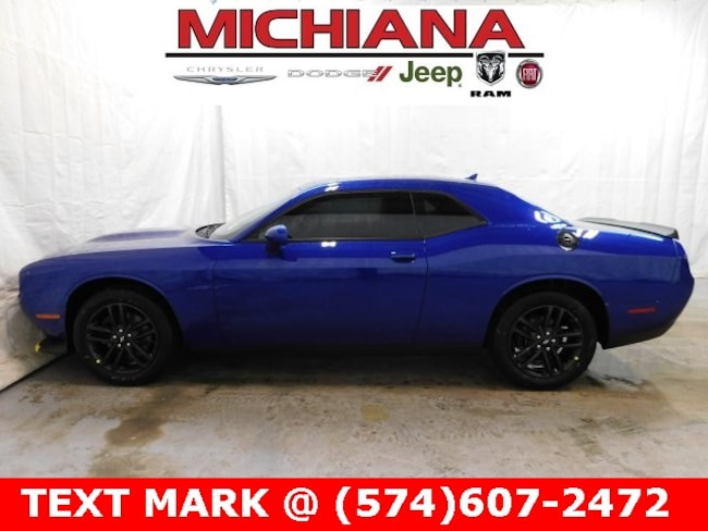 New 2019 Dodge Challenger GT AWD Coupe in Mishawaka