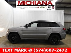 New 2019 Jeep Grand Cherokee ALTITUDE 4X4 Sport Utility in Mishawaka