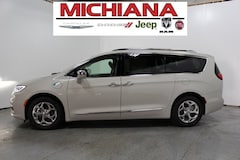 New 2021 Chrysler Pacifica Hybrid LIMITED Passenger Van for sale in Mishawaka, IN