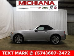 New 2019 FIAT 124 Spider LUSSO Convertible in Mishawaka