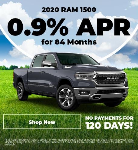2020 Ram 1500 APR
