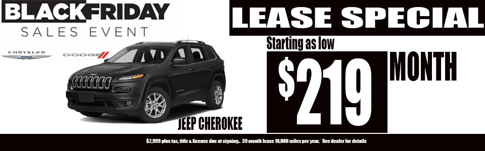 Michigan City Chrysler Dodge Jeep RAM New Chrysler Dodge Jeep - Chrysler lease specials michigan
