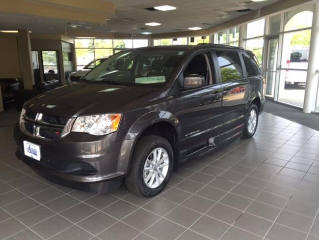Used 2015 Dodge Grand Caravan For Sale In Clarkston Mi Near
