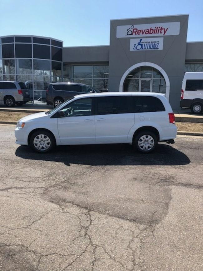 Used 2018 Dodge Grand Caravan For Sale In Clarkston Mi Near