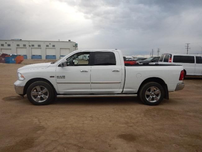 2017 Dodge Ram 1500 Bighorn W/ 5.5FT Box, Htd Cloth PWR Buckets, Nav,  Crew Cab