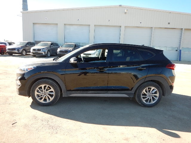 2018 Hyundai Tucson SE W/ Htd Leather, Panoroof, Blind Spot SUV