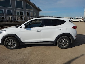 2018 Hyundai Tucson SE W/ Htd Leather, Panoroof, Blind Spot