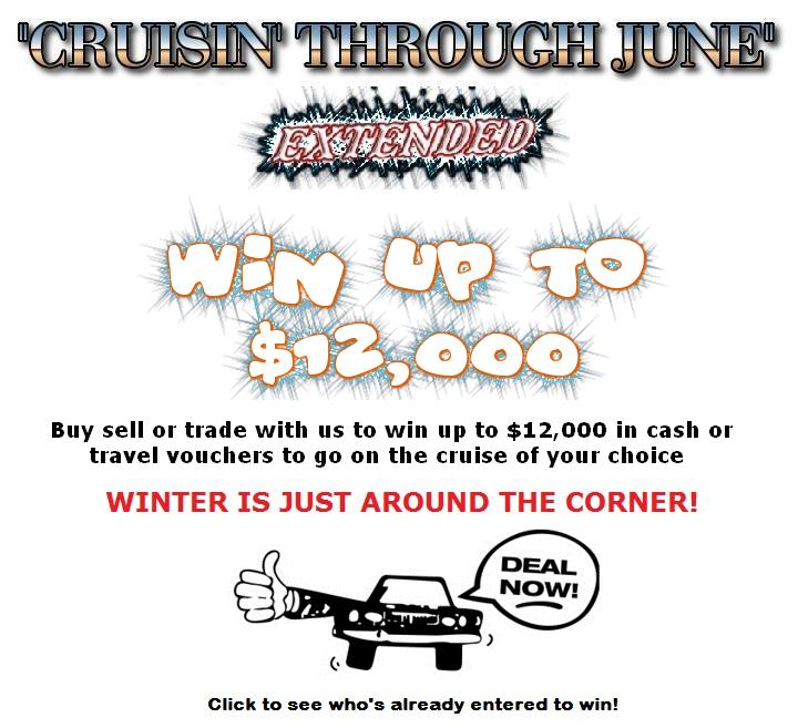 Sherwood Chev Saskatoon >> CRUISIN_THROUGH_JUNE | Midcan Brokers Inc