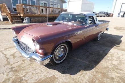 1957 Ford Thunderbird 312 V8 - 2 spd auto w/A/C and Power windows Coupe
