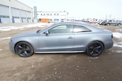 2009 Audi A5 3.2L w/Heated leather wrap, S/R, B-up cam Coupe