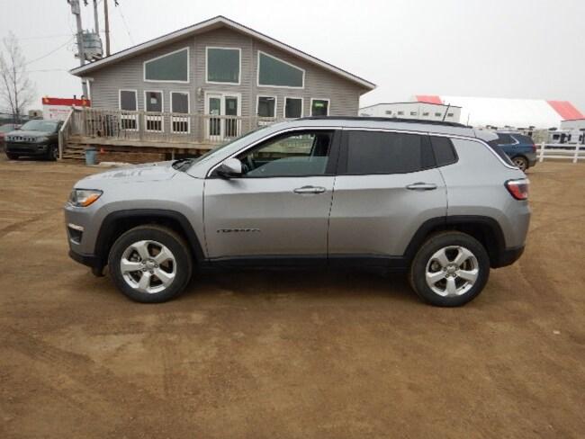 2018 Jeep Compass North W/ Htd Leather Wrap, B-UP Cam, Htd Wheel B-U SUV