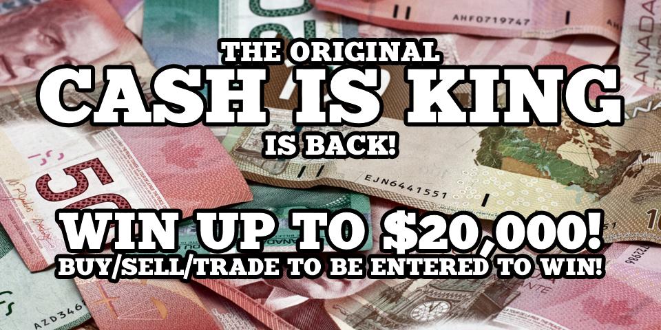 Sherwood Chev Saskatoon >> Cash Is King 2015 | Midcan Brokers Inc