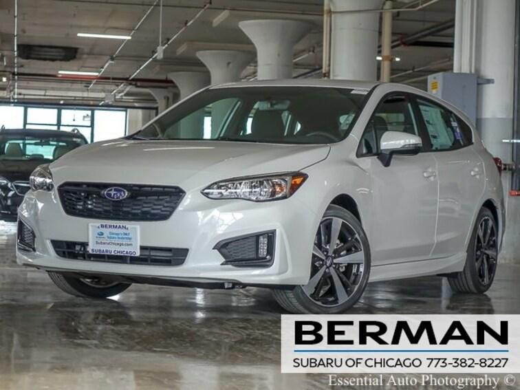 New 2019 Subaru Impreza 2.0i Sport 5-door In Chicago