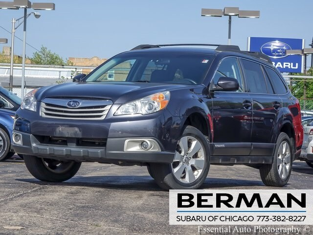 Used 2012 Subaru Outback 2.5i Premium SUV 4S4BRBCC2C3290336 In Chicago