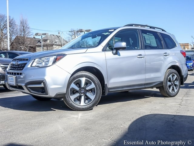 Used Subaru Forester Chicago Il