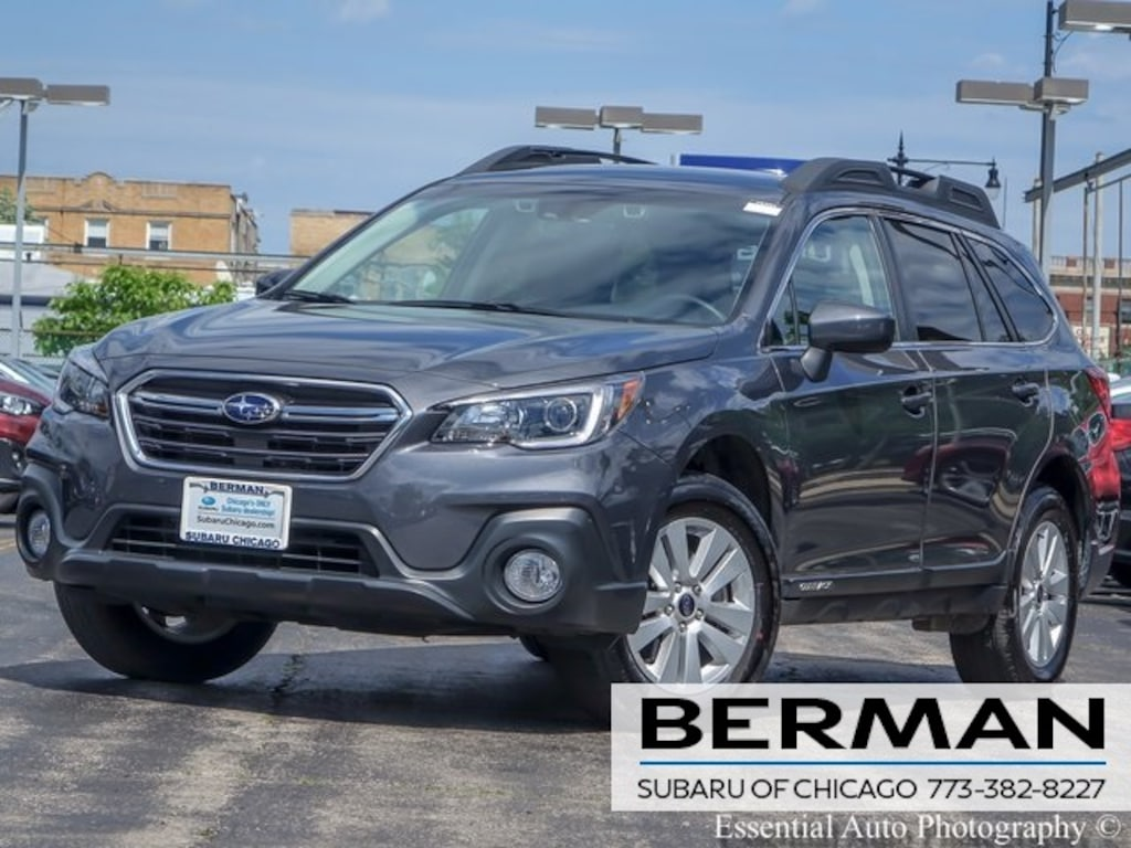 Used 2019 Subaru Outback For Sale Chicago 4s4bsafc8k3272576
