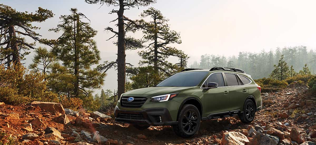 2020 Subaru Outback Coming Soon to Chicago, IL!   Berman