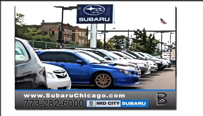 Mid City Subaru >> Used Cars Chicago Berman Subaru Of Chicago