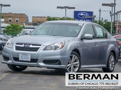 Used 2014 Subaru Legacy 2.5i Premium Sedan 4S3BMCC67E3027572 for Sale in Chicago