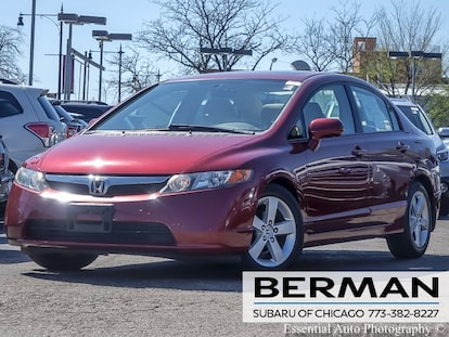2007 Honda Civic For Sale >> Used 2007 Honda Civic For Sale Chicago 1hgfa16847l102888
