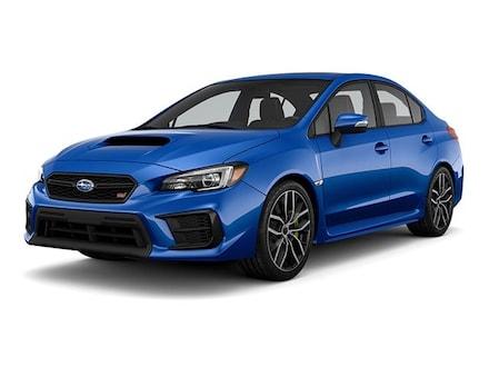 Featured New 2021 Subaru WRX STI Limited w/Lip Sedan for Sale in Chicago, IL