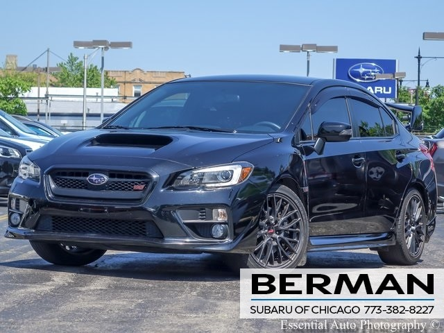 Used Subaru Wrx Sti >> Used 2016 Subaru Wrx For Sale Chicago Jf1va2m63g9825264