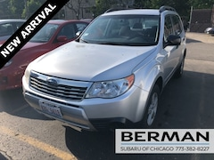 Used 2010 Subaru Forester 2.5X Special Edition SUV JF2SH6BC2AH770801 for Sale in Chicago