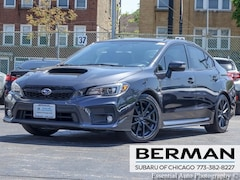 2018 Subaru WRX Limited Sedan JF1VA1L64J8837612