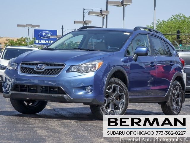 Used 2014 Subaru XV Crosstrek 2.0i Limited SUV JF2GPAGC3E8287568 In Chicago