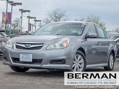 Used 2011 Subaru Legacy 2.5i Premium Sedan 4S3BMCC66B3210750 for Sale in Chicago