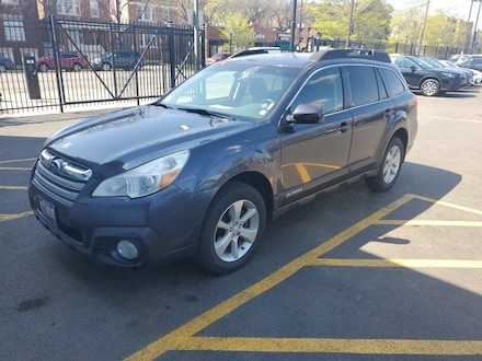 Featured Used 2013 Subaru Outback 2.5i Premium SUV 4S4BRCCC2D3248823 for Sale in Chicago, IL