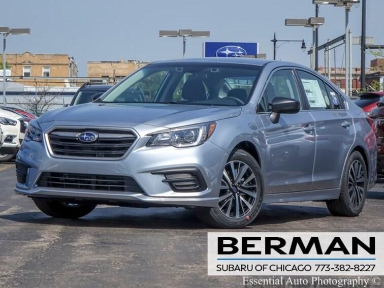 New 2019 Subaru Legacy 2.5i Sedan In Chicago