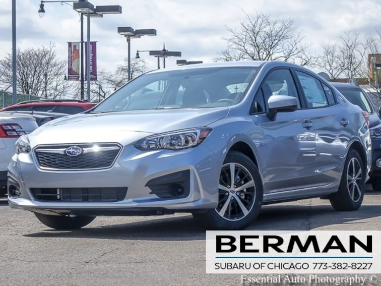 New 2019 Subaru Impreza 2.0i Premium Sedan In Chicago