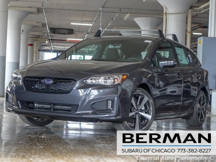New 2019 Subaru Impreza 2.0i Sport 5-door In Chicago