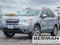 2016 Subaru Forester 2.5i Limited SUV JF2SJAHC2GH535841
