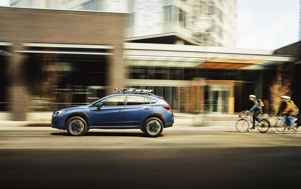 Subaru Lifestyle Image