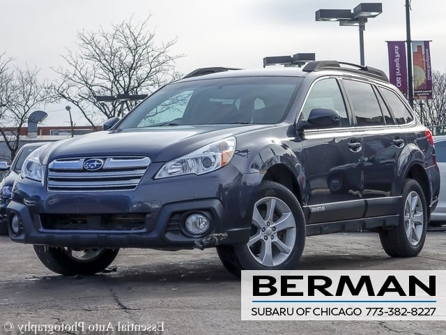 Used 2013 Subaru Outback 2.5i Premium SUV 4S4BRCCC0D3285515 In Chicago
