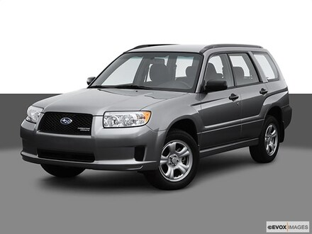 Featured Used 2007 Subaru Forester 2.5X SUV JF1SG63617H743887 for Sale in Chicago, IL