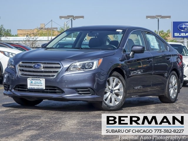 Used 2016 Subaru Legacy 2.5i Premium Sedan 4S3BNAD61G3035170 In Chicago