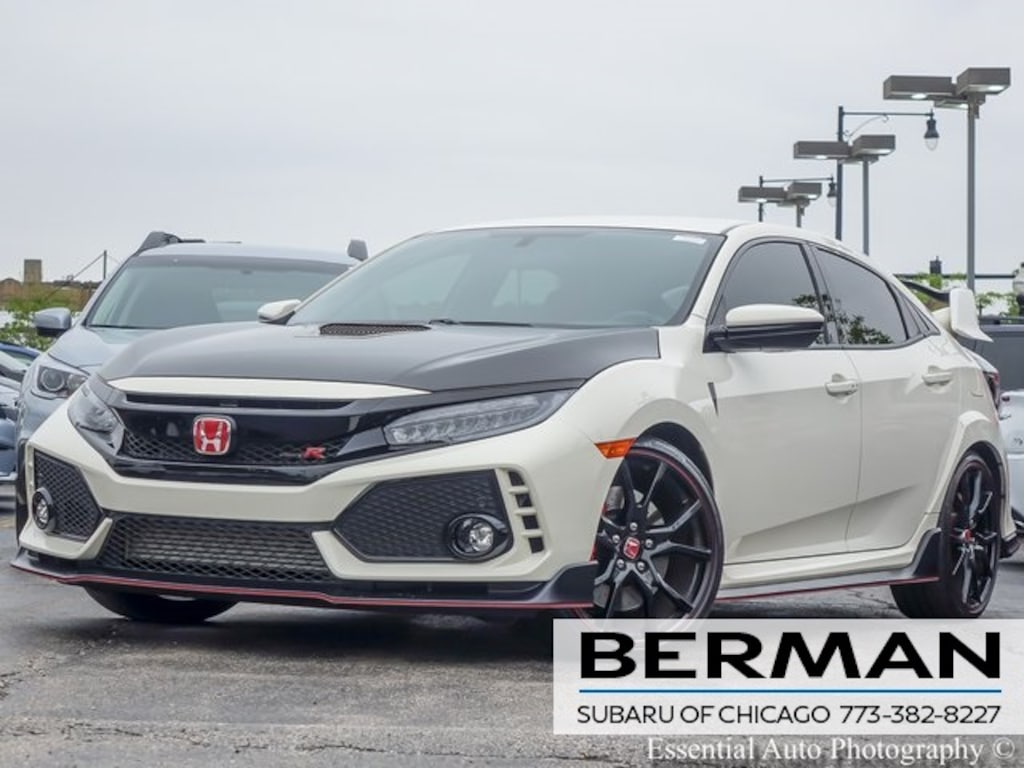 Used 2018 Honda Civic Type R For Sale Chicago | SHHFK8G72JU201227
