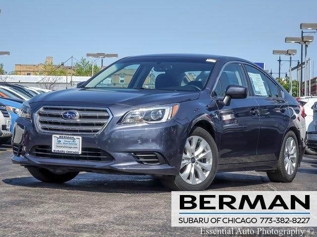 Used 2016 Subaru Legacy 2.5i Premium Sedan 4S3BNBC6XG3033067 In Chicago