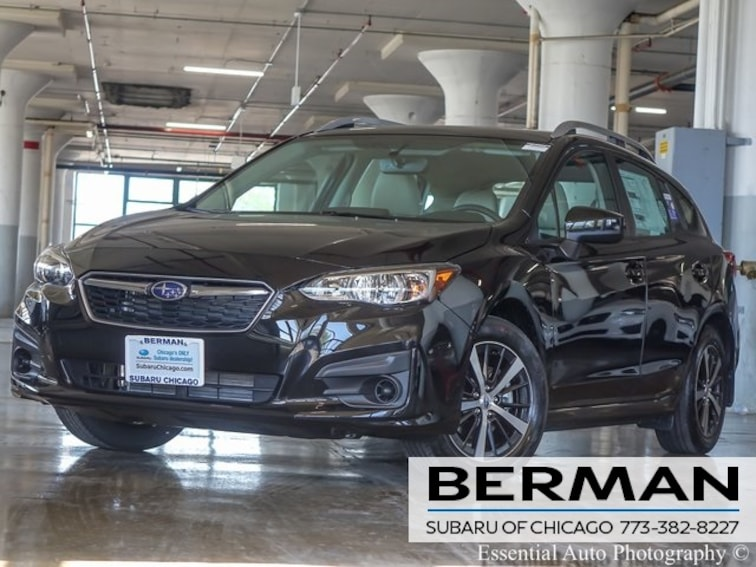 New 2019 Subaru Impreza 2.0i Premium 5-door In Chicago